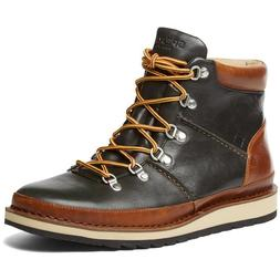 New Sperry Top Sider Dockyard Boots Men's Size 9.5 Alpine Na