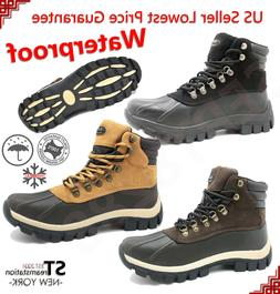 new winter snow boots men s work