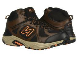 NIB New Balance MEN'S MT481v3 481 Mid Trail Boots Shoes Newt