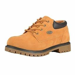 Lugz Men's Nile Lo Fashion Boot Golden Wheat/bark/Gum 10.5 W
