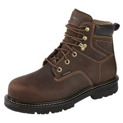 "Wolverine Men's Nolan 6"" Composite Toe Waterproof Work Boots"