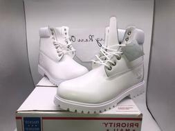 """NWOB Timberland """"Ghost White"""" RARE Limited Release 6"""" Premiu"""