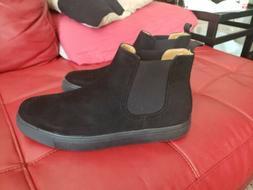 NWOB Harrison Myles Mens Casual Chelsea Sneaker Boots Sz13 B