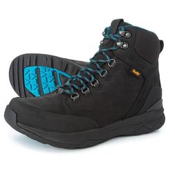 NWT Men`s Teva Arrowood Utility Tall Hiking Boots Waterproof