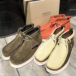Clarks Originals Wallabee Hike Boots