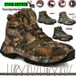 Outdoor Camouflage Men's Military Tactical Boots Desert Hiki