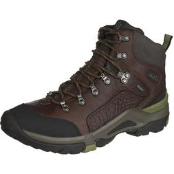 Clarks Outride Hi GTX Hiking Boot - Men's Brown Leather, 10.