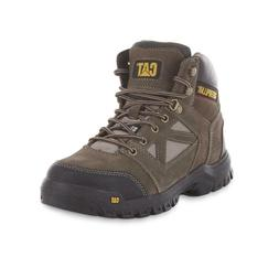 "Caterpillar P90804 Men's Plan ST  6"" Steel Toe  Work  Boots"