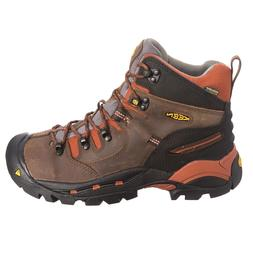 KEEN PITTSBURGH KEEN.DRY Waterproof Mid Soft Toe men's Work