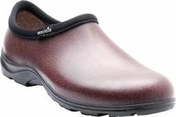 Principle Plastics PPL5301BN09 Sloggers Mens Garden Shoe Bro
