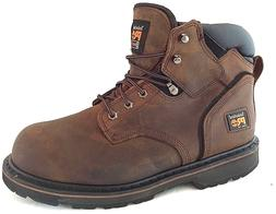 Timberland PRO 33034 Pit Boss Steel Toe Men's Work Boots 6""