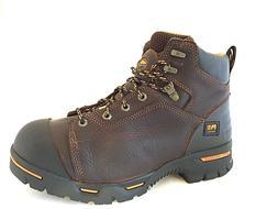Timberland PRO 52562 Endurance 6-Inch Steel Toe Men's Brown