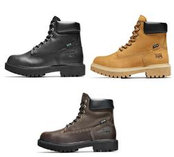 Timberland PRO Direct Attach 6 Inch Steel Toe Wheat or Black