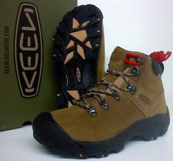 Keen Pyrenees Men's Hiking Work Boots - Leather - KEEN.DRY®