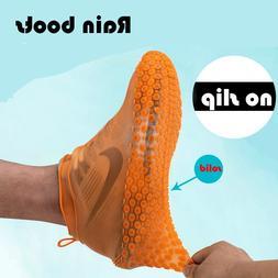 Rainproof <font><b>Men</b></font> Women Shoe Cover Antiskid