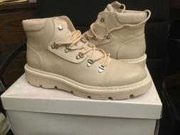 Calvin Klein Raymon Smooth Calf Lthr Boots IVORY 34F0697-IVY