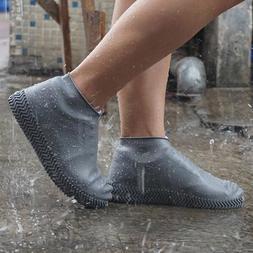Recyclable Silicone Overshoes Reusable Waterproof Rainproof
