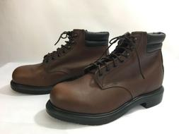 Red Wing Steel Toe Work Boots Model 2245 Mens Size 11.5 B Br