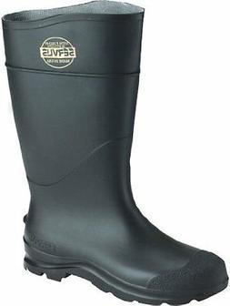 "Servus Comfort Technology 14"" PVC Steel Toe Men's Work Boots"