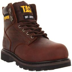 Caterpillar Second Shift Steel Toe Mens Leather Work & Safet