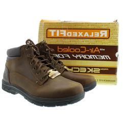 Skechers Men's Segment- Garnet Hiking Boot, CDB, 15 Medium U