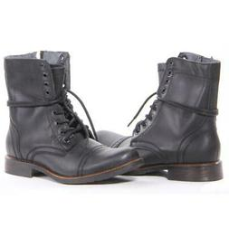 Steve Madden Shoes Troopah-C Boots Men Black Brand New