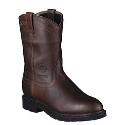 Ariat Mens Sierra H2O Western Work 9 D / Medium Sunshine