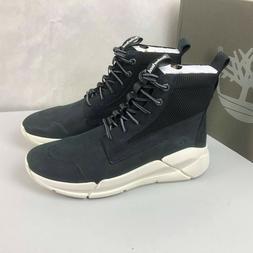 Size 9.5 Men's Timberland Urban Move Chukka Nubuck Boots Bla