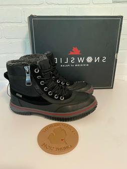 Pajar Snowslide Gearson Men's Waterproof Leather/Nylon Boots