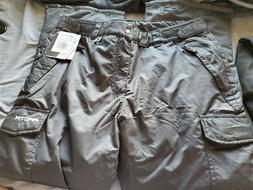 Men's 1960 Snow Sports Cargo Pants, Large, Black