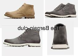 Sorel Men's Chukka Madson Chukka Boots Waterproof Boots