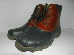 Sperry Top-Sider Avenue  Duck Boot - Men's Size 9 - Black/Am