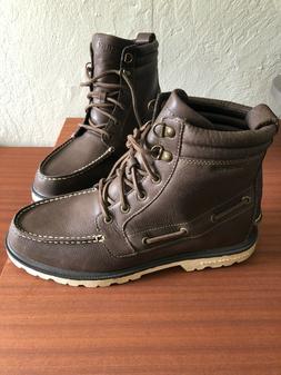 Sperry Top Sider boots Men's Size 10 Waterproof