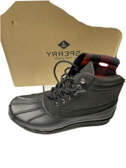 Sperry Top-Sider Brewster WP Boot Mens BLK/Black