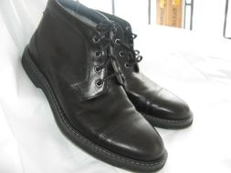 Sperry Top-Sider Commander Leather Chukka Shoes Boots Men's
