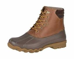 Sperry Top-Sider Men's Avenue Duck Boot Tan/Brown Slip-Resis