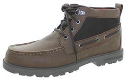Sperry Top Sider Men's Leeward Lug Chukka Boot Waterproof Ta