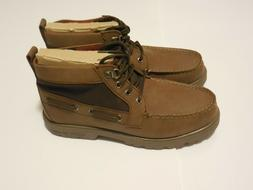 Sperry Top-Sider Men's Lug Chukka Lace Up Leather Ankle Boot
