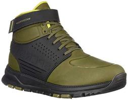 Sperry Top-Sider Men's Seamount Chukka Boots Olive/Black, Pi