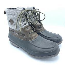 SPERRY TOP SIDER Wool Top WATERPROOF DUCK BOOTS STS13461 SIZ