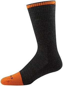 Darn Tough Steely Boot Cushion Socks - Men's Graphite Large