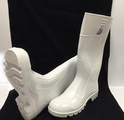 SuperTrack White Men N Women WaterProof Slip Resistant PVC R