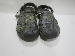 Crocs swiftwater realtree xtra clog size 13 mens