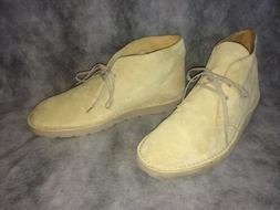 Sz 13 CLARKS Originals Men's Desert Suede Leather Classic