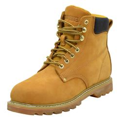 "EVER BOOTS ""Tank Men's Soft Toe Oil Full Grain Leather Insul"