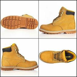 "EVER BOOTS ""Tank Men's Soft Toe Oil Full Grain Leather Insul"
