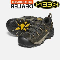 🔥KEEN TARGHEE II Men's Waterproof Hiking Boots Shoes RAVE
