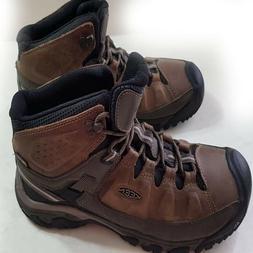 Keen Targhee  Size 11 US  Men's  Hiking Boots Golden Brown 1
