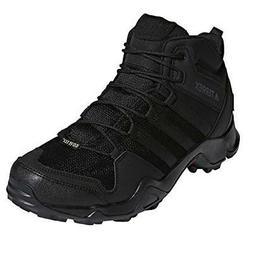 adidas Outdoor Men Terrex Ax2R Mid GTX Running Shoe, Black,