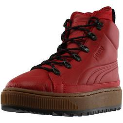 be659a56a71833 Editorial Pick Puma The Ren Boot Waterproof - Red - Mens